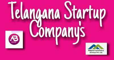 Top 5 Telangana Startups Company's