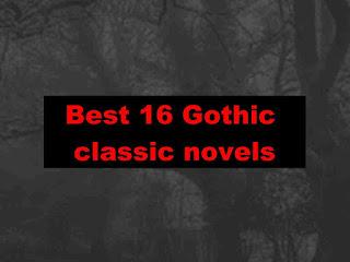 Best 16 Gothic PDF novels