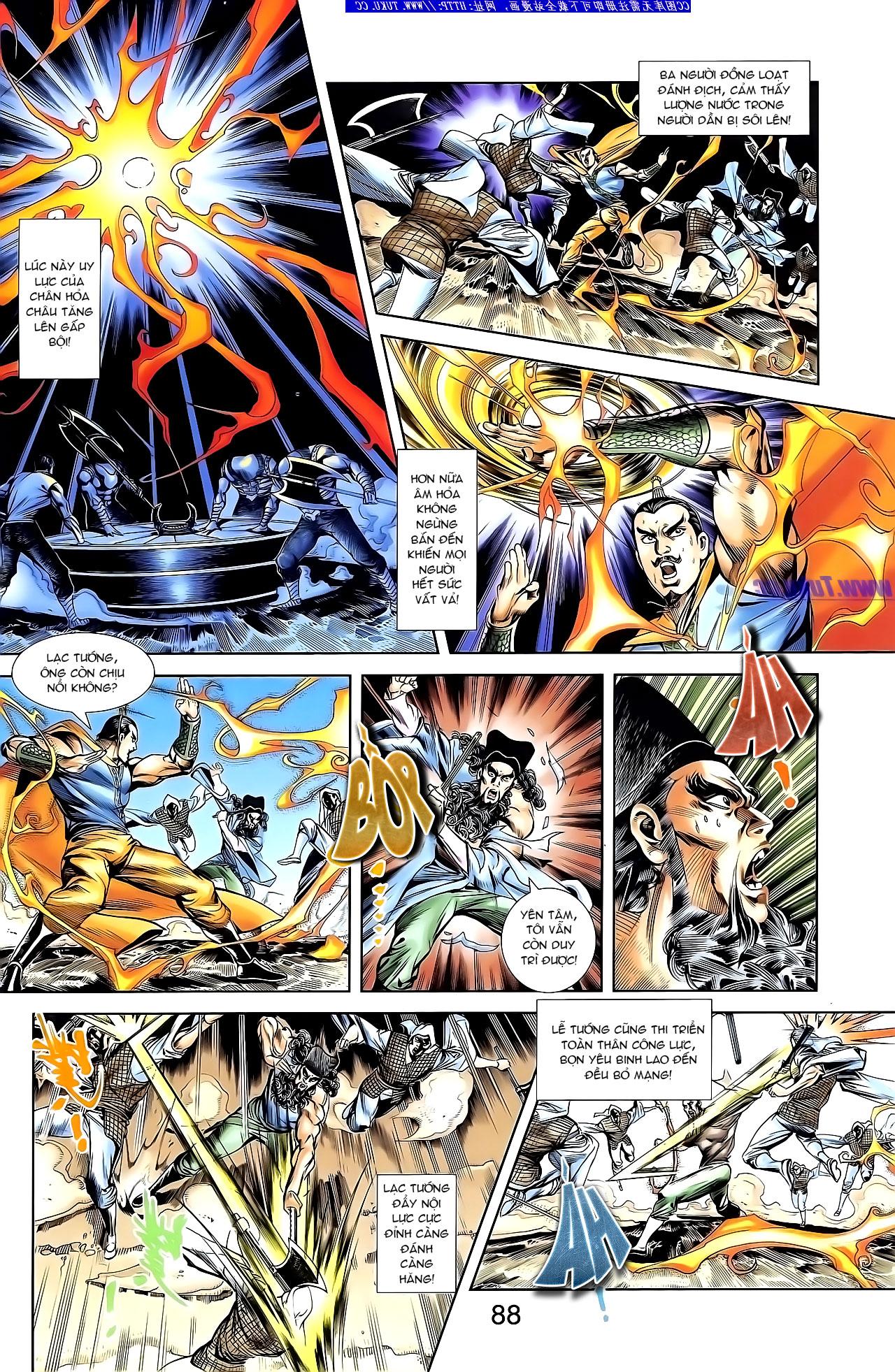 Cơ Phát Khai Chu Bản chapter 135 trang 14