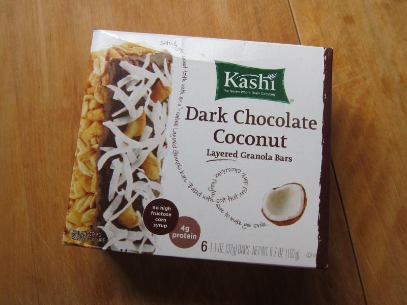 Review: Kashi - Dark Chocolate Coconut Layered Granola Bars