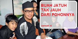 Download Audio Ceramah Ustadz Jefri (UJE) Tema Buah Jatuh tak Jauh dari Pohonnya