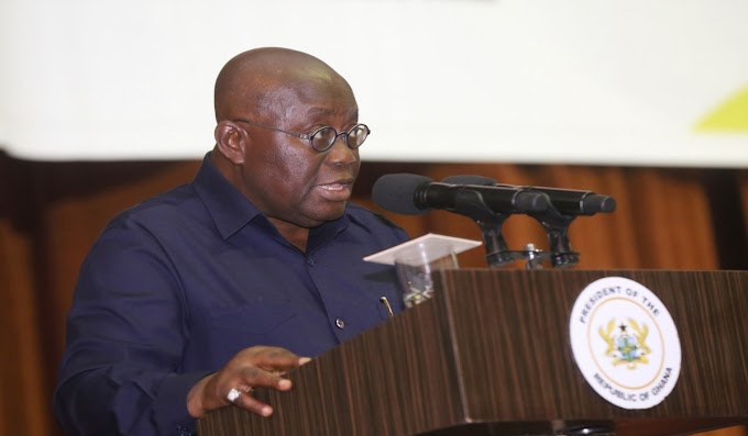 """Agenda For Jobs On Course"" – President Akufo-Addo"