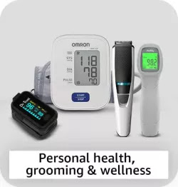 Personal Health, Grooming and Wellness