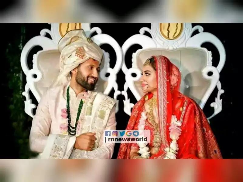 Nusrat Jahan and Nikhil Jain Marriage Photos