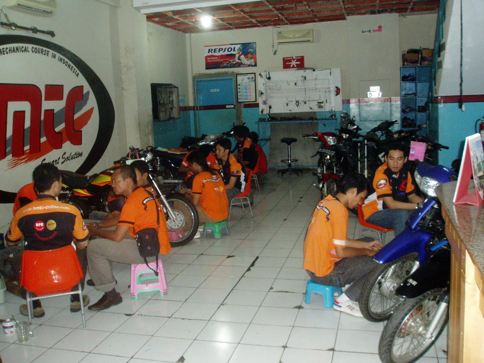 Tempat Modif Sepeda Motor Di Surabaya Lampak Modifikasi