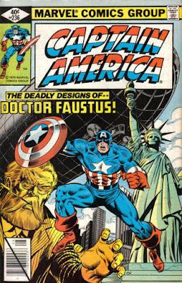 Captain America #236, Dr Faustus
