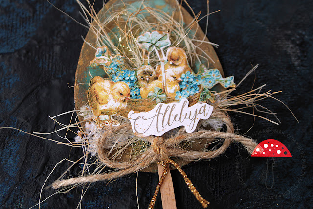 Jajca na patyku