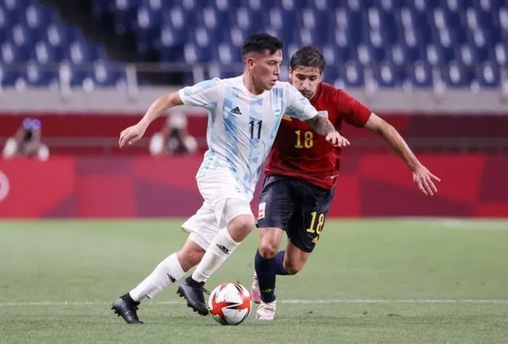 Spain U23 1-1 Argentina U23: Spain through to the knockouts Argentina eliminated