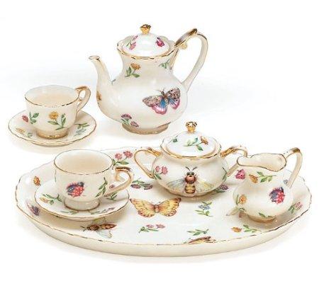 childrens tea party sets
