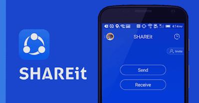 Shareit-android-تطبيق شير ات شريت للاندرويد