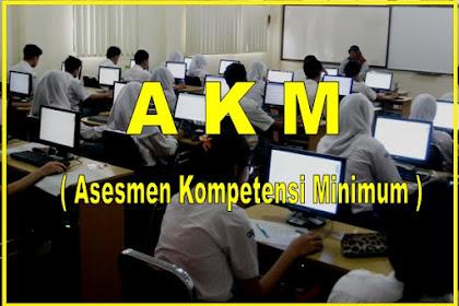 Model Soal AKM (Asesmen Kompetensi Minimum) Bagian 2 (Download)