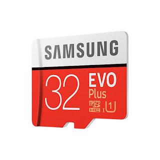 MICRO SD SAMSUNG EVO 32GB MB-MC32GA/EU