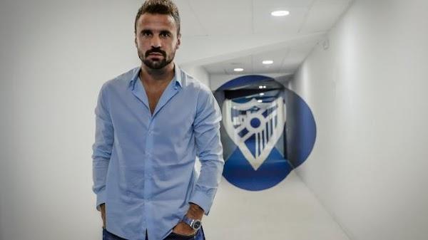 Málaga, carta de despedida de Orlando Sá