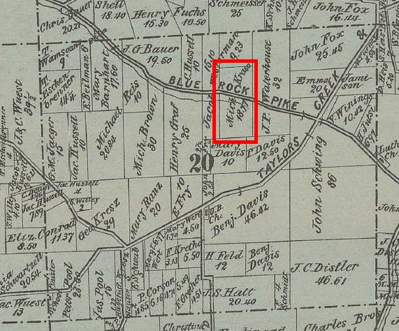 Sixth image of When Are Hamilton County Oh Property Taxes Due with Digging Cincinnati History: Krass House in Colerain ...