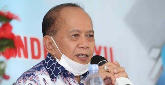 RI Terima Rp90,2 Triliun, Syarief Hasan: Dana Bantuan IMF Tetaplah Utang