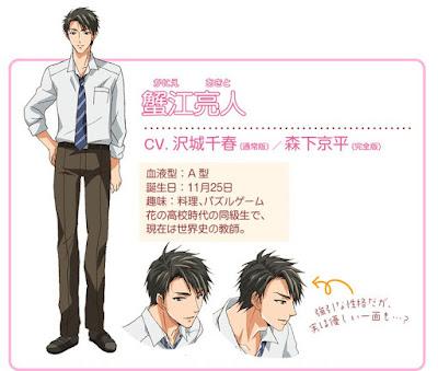 Chinatsu Sawashiro (normal) / Kyohei Morishita (completa) como Okito Kanie