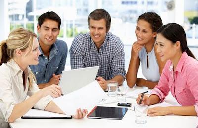 Peer Learning Groups Suatu Jenis Pembelajaran Sosial yang Unik