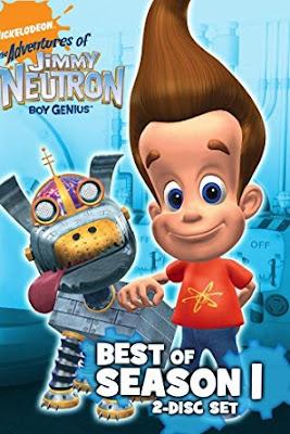 Jimmy Neutron Temporada 1 DVDRip Español Latino