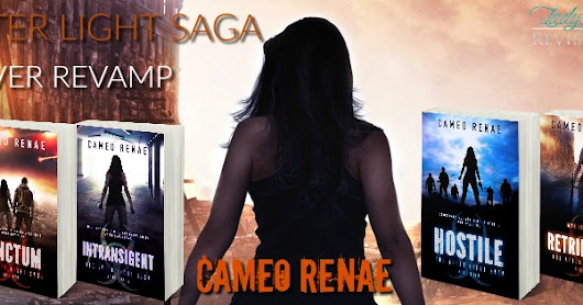 """The After Light Saga"" by Cameo Renae"