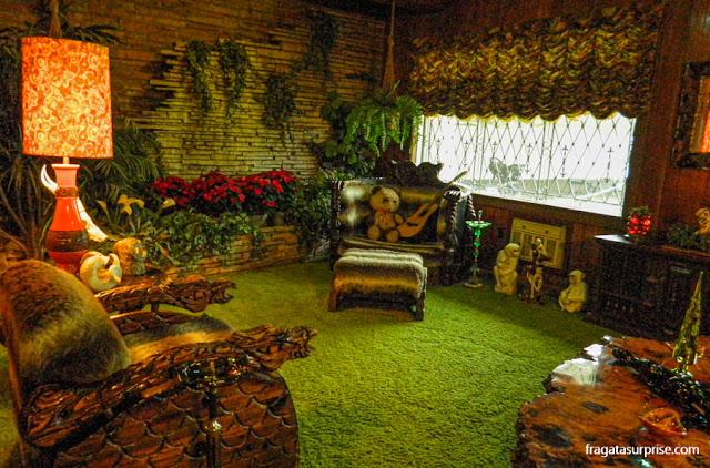 Jungle Room de Graceland