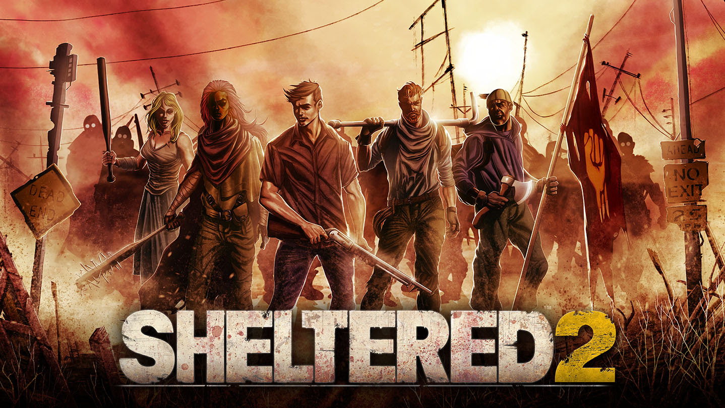 THE END OF THE WORLD DRAWS NEAR AS SHELTERED 2 LAUNCHES ON 21st SEPTEMBER