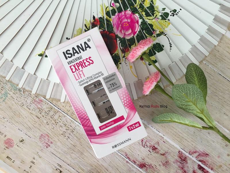 Isana Express Lift Ampüller
