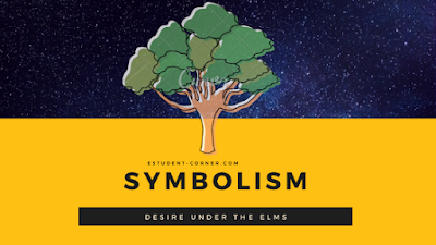 Desire under the elms symbolism notes , Biblical , Mythological allusions