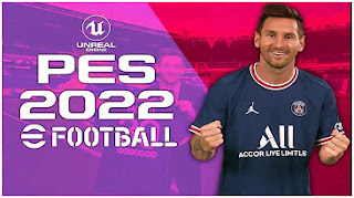 Download PES 2022 MOD eFootball PPSSPP New Transfer & Update Full Team Promotion