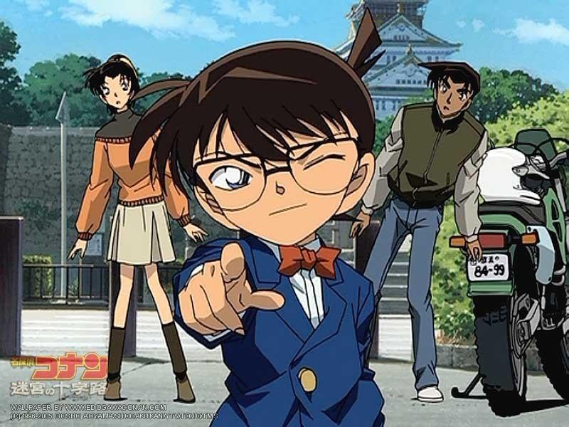 Anime Conan