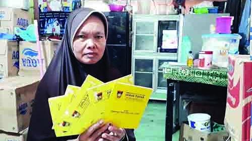 Malang Nian Nasib Ermiati, Miliki Kartu Kuning, Haknya Terzalimi, Sudah Masukan Surat Pengaduan ke DPRD Padang, Tapi...