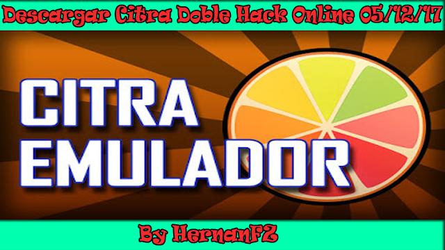 Descargar Citra Doble Hack Online 05/12/17