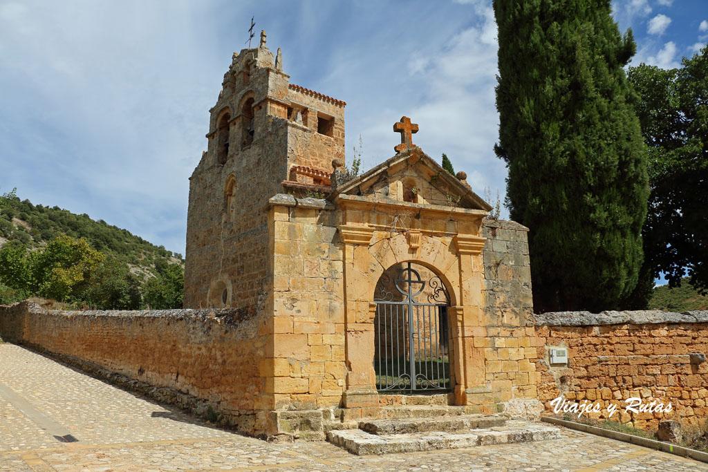 Iglesia de Santa María, Castil de Lences