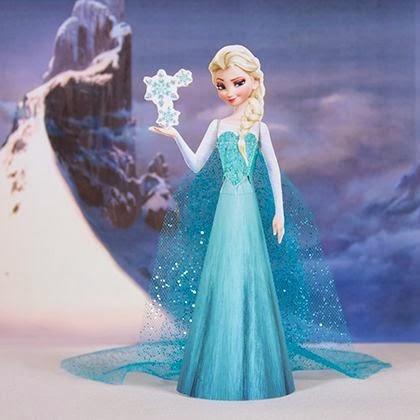 Frozen Munecas 3d De Papel Para Imprimir Gratis Ideas Y