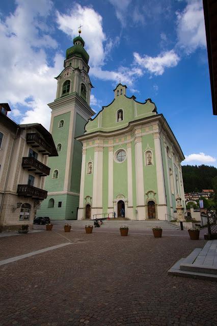 Chiesa di San Giovanni Battista-Dobbiaco