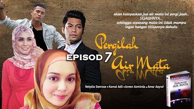 Drama Pergilah Air Mata - Episod 7 (HD)