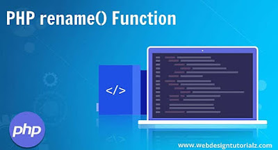 PHP rename() Function