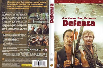 Carátula dvd: Defensa 1972