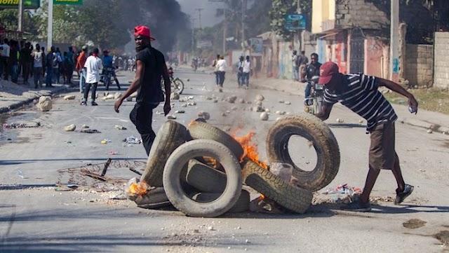 Haití está en una huelga nacional contra la inseguridad ciudadana