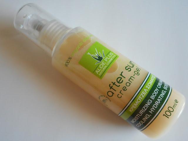 Aloe Plus - After Sun Cream
