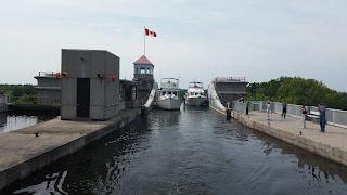 Campbellford Ontario to Lovesick Lock – July 23, 2017 - great-loop