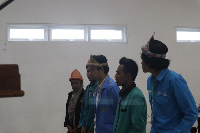 Mahasiswa PAI IAIN Palangka Raya Mengikuti Rakernas ke-1 Forsima PAI di UIN Raden Fatah Palembang