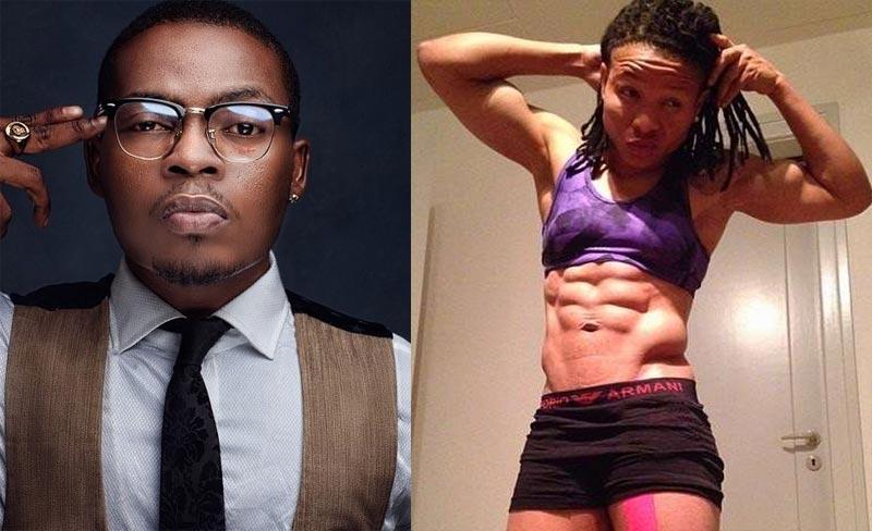 Female footballer Chichi Igbo blasts Olamide for joking with Orlando shooting