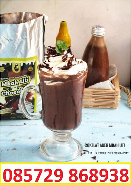 Kreasi Coklat Aren Mbah Uti Jogja