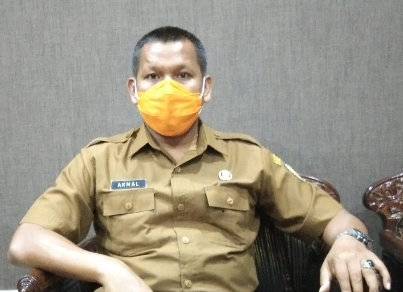 Juru Bicara Covid-19 Kabupaten Sergai Drs. H. Akmal