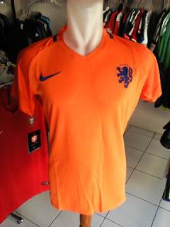 Jual Jersey Belanda Home Kualifikasi Piala Dunia 2018 di toko jersey jogja sumacomp, murah berkualitas