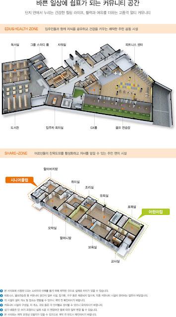 포레나 거제 장평 커뮤니티