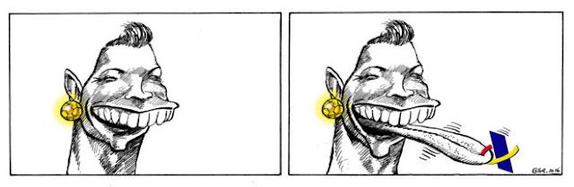 Humor en cápsulas. Para hoy martes, 13 de diciembre de 2016
