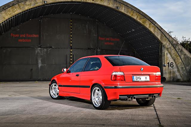 P90236496 highRes 30 χρόνια με BMW M3 – η ιστορία ενός εμβληματικού μοντέλου (Photos)