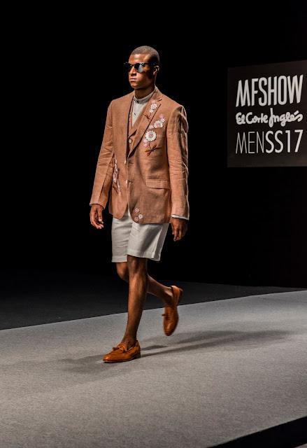 Lucas Balboa, MFSHOW MEN, SS17, Pasarela, Desfiles, Moda Española
