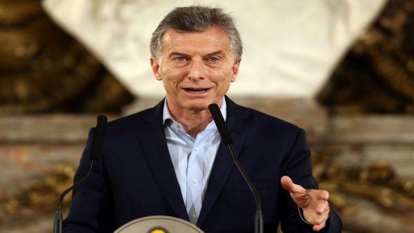 Presidente Macri justifica blanqueo realizado por su hermano
